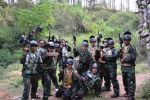 sesi perang! paintball cikole