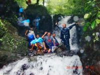 Curug Lawe jungle Trekking